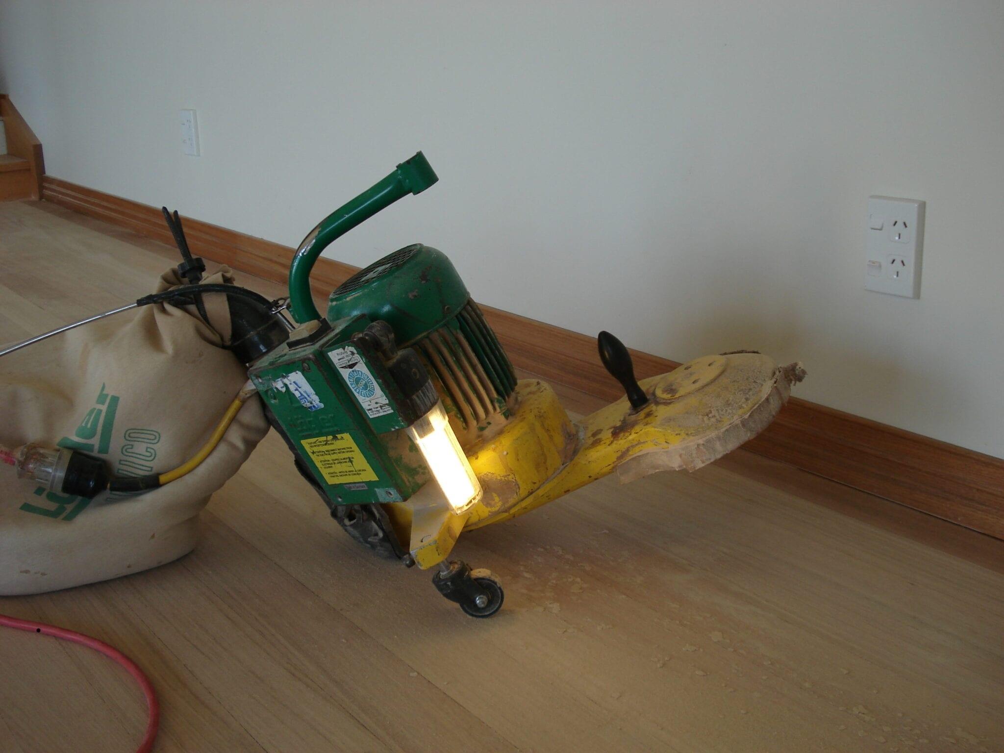 Bona Dustless Sanding And Refinishing By Eko Flooring