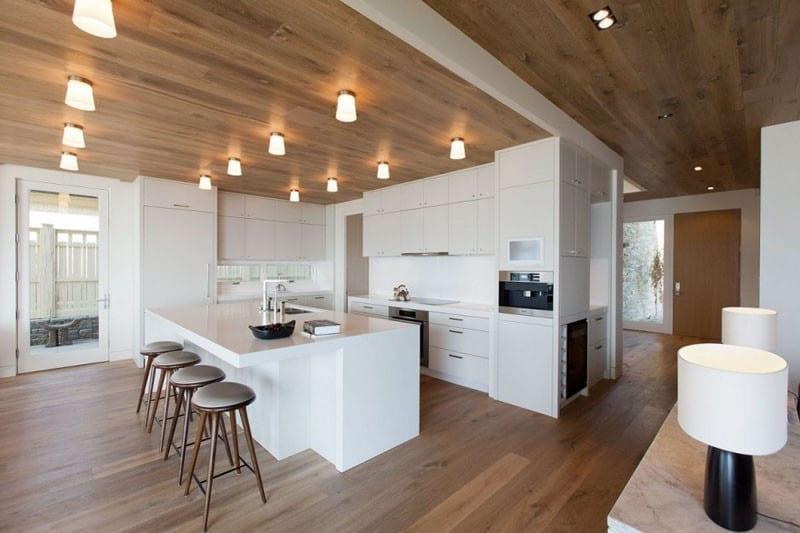Wood Floors On The Ceiling 3 Reasons
