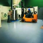 MED Forklift
